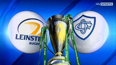 Leinster v Castres - highlights