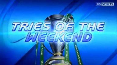 Heineken Cup Tries - Round 2