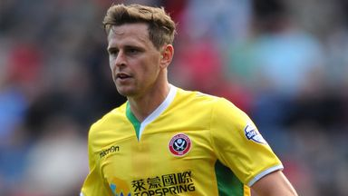 Chris Porter: Will return to Bramall Lane