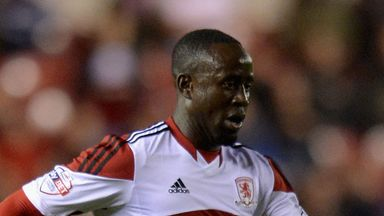 Albert Adomah: Targets eight more victories