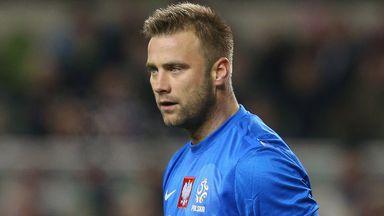Artur Boruc: could he replicate Tomaszewski's goalkeeping heroics?