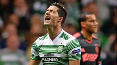 Beram Kayal: Celtic midfielder facing six weeks out