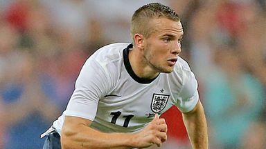 Tom Cleverley: Replaces Ryan Mason for England