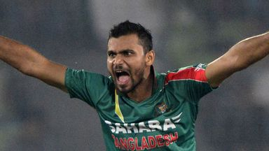 Mashrafe Mortaza: Has no fear facing India