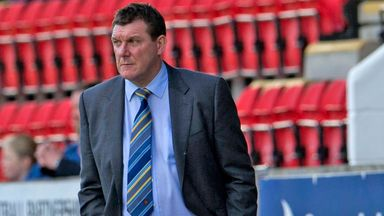 Tommy Wright: Confident of keeping Stevie May