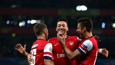 Arsenal: will get the point they need, says Souness