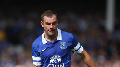 Darron Gibson is facing a long spell on the sidelines