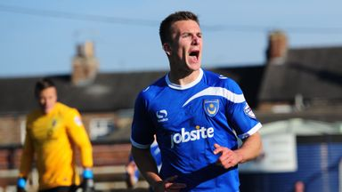 Jed Wallace: Portsmouth unlikely to keep youngster in League Two