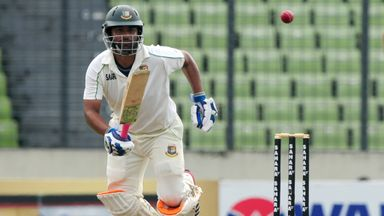 Tamim Iqbal: Fined for making contact with Brendon McCullum