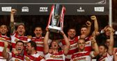 Wigan's final glory
