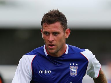 Daryl Murphy was on target again for Ipswich