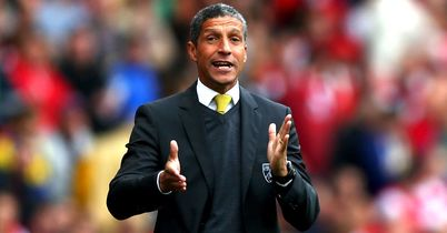 Hughton targets West Brom