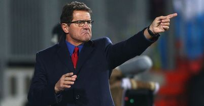 Capello writes off England