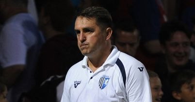 Martin Allen Given the boot
