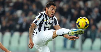 Tevez: No problem with Messi