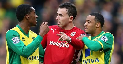 Leroy Fer: Caused huge controversy at Carrow Road