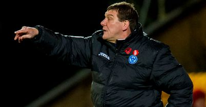 Tommy Wright: Looking to reshape his squad this window