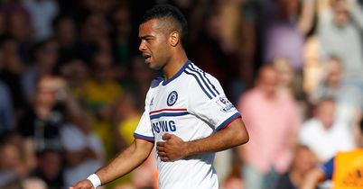Ashley Cole: Struggling with a rib injury