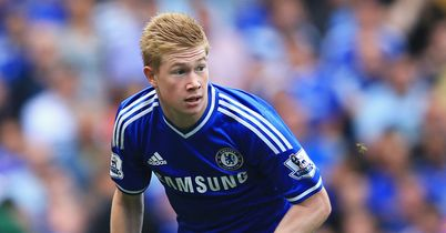 Kevin de Bruyne: Chelsea winger has been linked with a move away