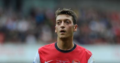 Mesut Ozil: Arsenal star has shaken off a knee complaint