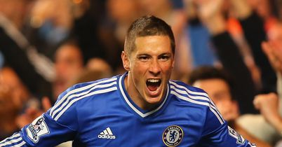 Fernando Torres: Set to replace the injured Samuel Eto'o