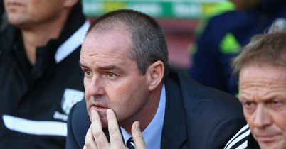 Steve Clarke: West Brom boss will hold contract talks in January