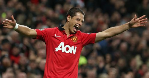 Javier Hernandez: The man Spurs want