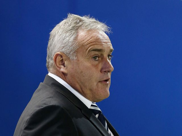 Dave Jones: Sheffield Wednesday boss under pressure