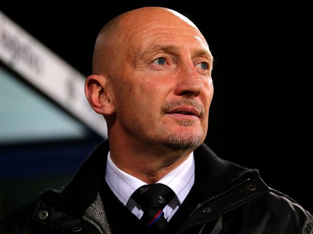Ian Holloway: Will meet with the club's owner again on Tuesday