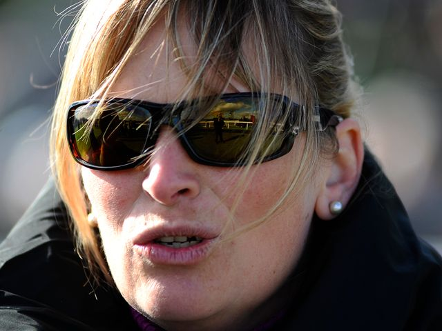 Emma Lavelle: Hoping hot streak can continue at Haydock