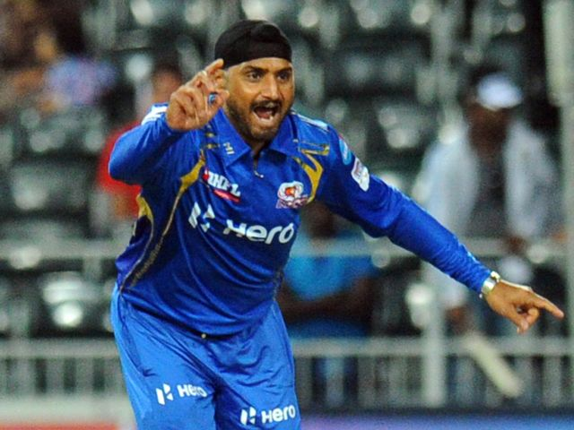 Harbhajan Singh: Swung the match Mumbai's way with his three-wicket over