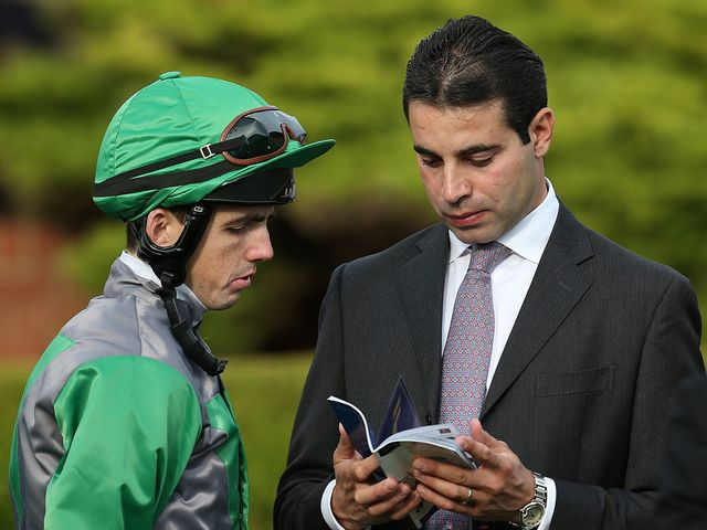 Botti and Harley: Winning combination in Ascot Group Two