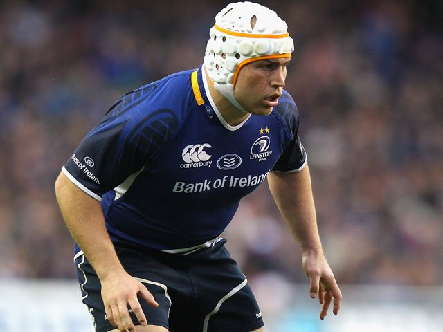 Richardt Strauss: Key man for Leinster