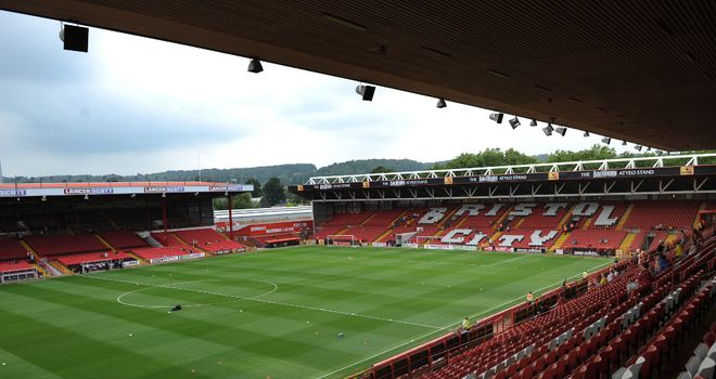 Ashton Gate: Pitch given chance to be in best condition