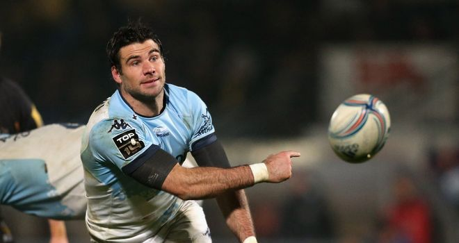 Mike Phillips: Reportedly sacked by Top 14 outfit Bayonne