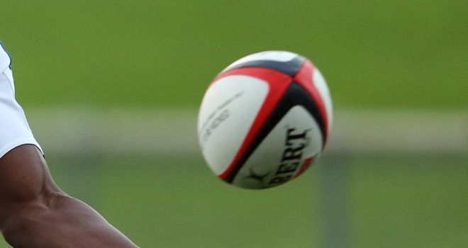 Five rugby players at Premiership clubs have tested positive for recreational drugs