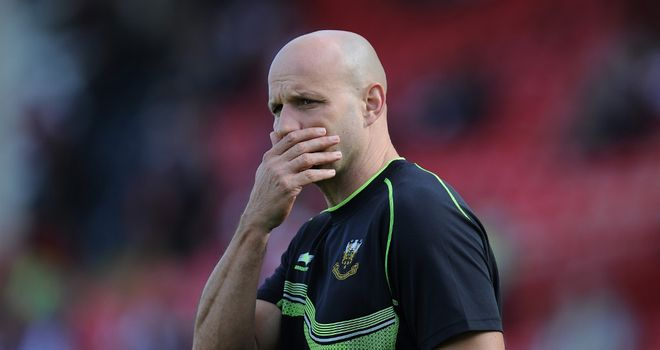 Jim Mallinder: the low point of his Saints career