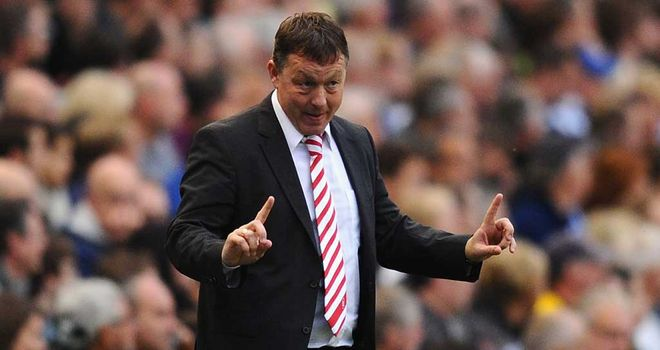 Billy Davies: His side were forced to settle for a draw against Ipswich