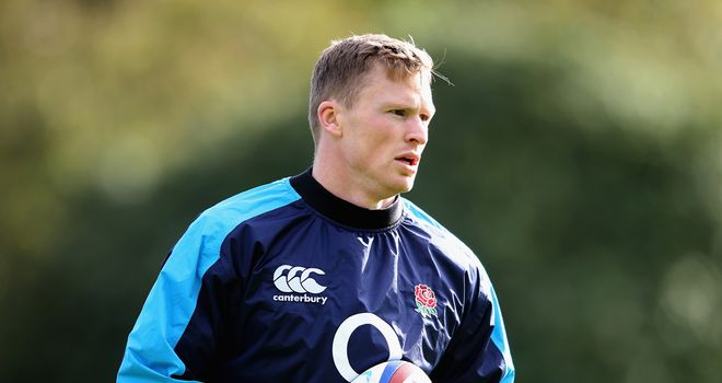 Chris Ashton: Not included in England 26-man squad