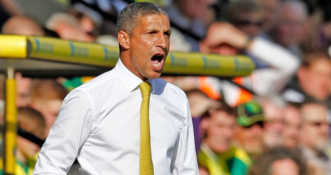 Chris Hughton: Norwich boss hopes World Cup incentive will inspire players