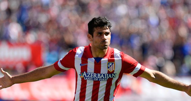 Diego Costa: Determined to become a Spanish international, says Guillem