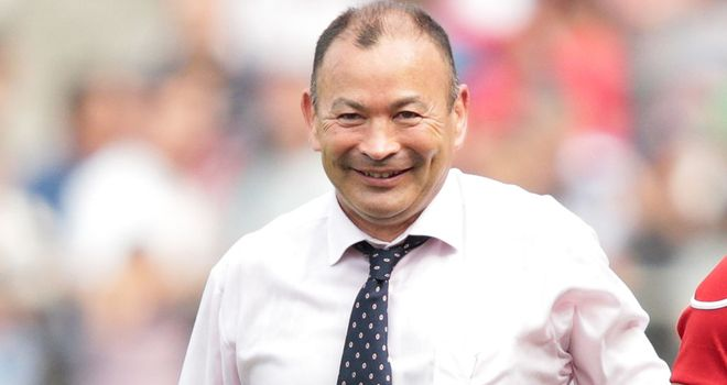 Japan coach Eddie Jones 'recuperating well' in a Tokyo hospital