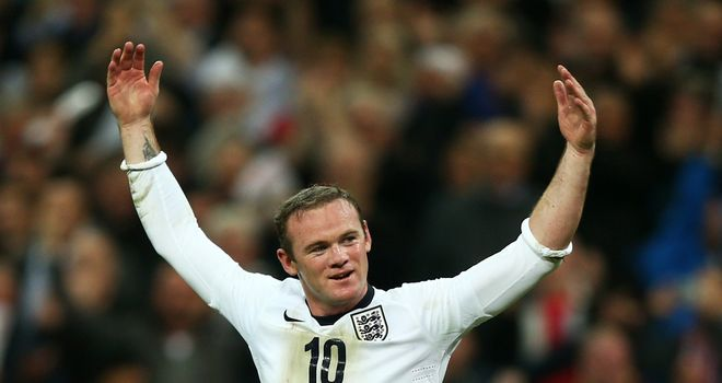 Wayne Rooney: one of the best says Mauricio Pochettino