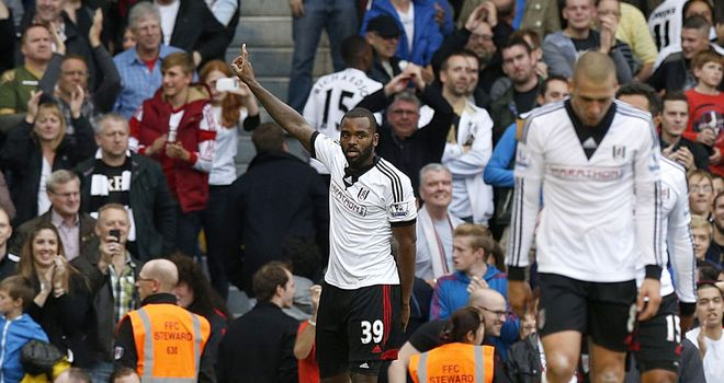 Darren Bent: Scored the late winner for Fulham