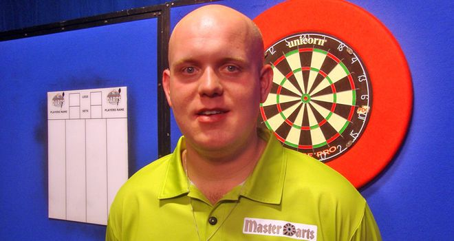 Michael van Gerwen: Had to battle back from two legs down in both the semi-final and final