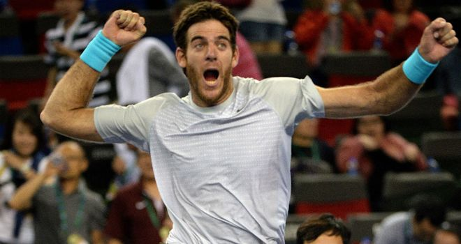Juan Martin del Potro: Upset new world No 1 Rafael Nadal