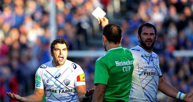 Julien Tomas: Joining Stade Francais