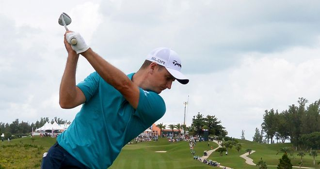 Justin Rose: Leads after round one in Bermuda