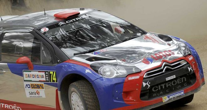 Robert Kubica: Will be ditching his WRC 2 Citroen in Wales