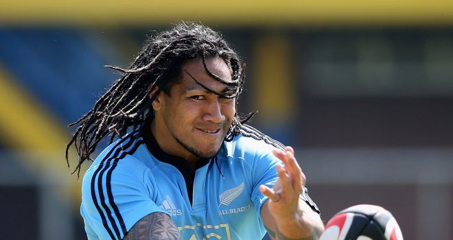 Ma'a Nonu: Rejoining Auckland Blues
